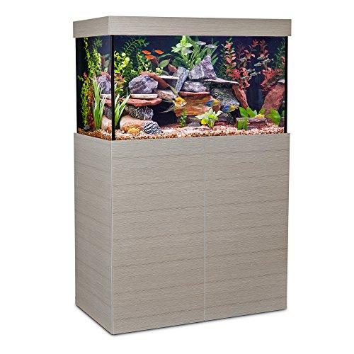 Imagitarium 40 gallon modular aquarium magnetic panels in for 40 gallon fish tank stand