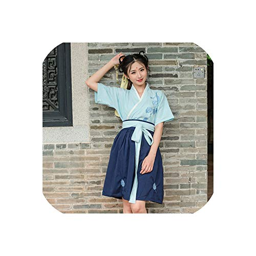 Women Hanfu National Costume Ancient Chinese Clothing