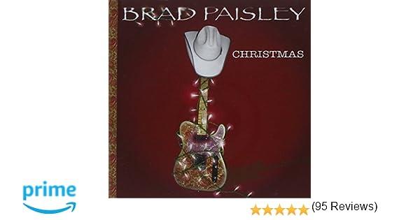 Brad Paisley - Brad Paisley Christmas - Amazon.com Music