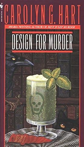 Design for Murder (Death on Demand Mysteries Series Book 2) (Carolyn Hart Death On Demand)