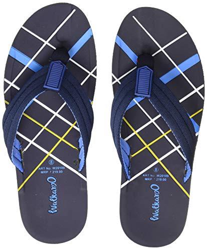 Walkaroo mens Flip-Flops