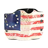 Best Outlaw Holsters 1911 Holsters - Betsy Ross Flag OWB Holster Review