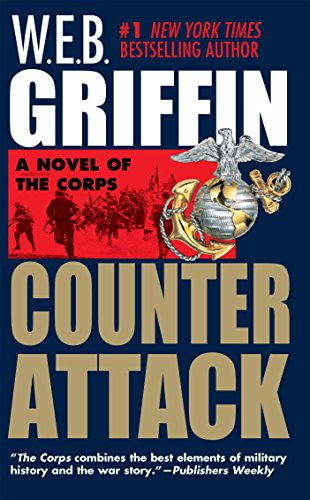 Counterattack by W. E. B. Griffin