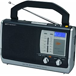Emerson Portable Weather Clock Radio (RP6251) (Discontinued by Manufacturer)