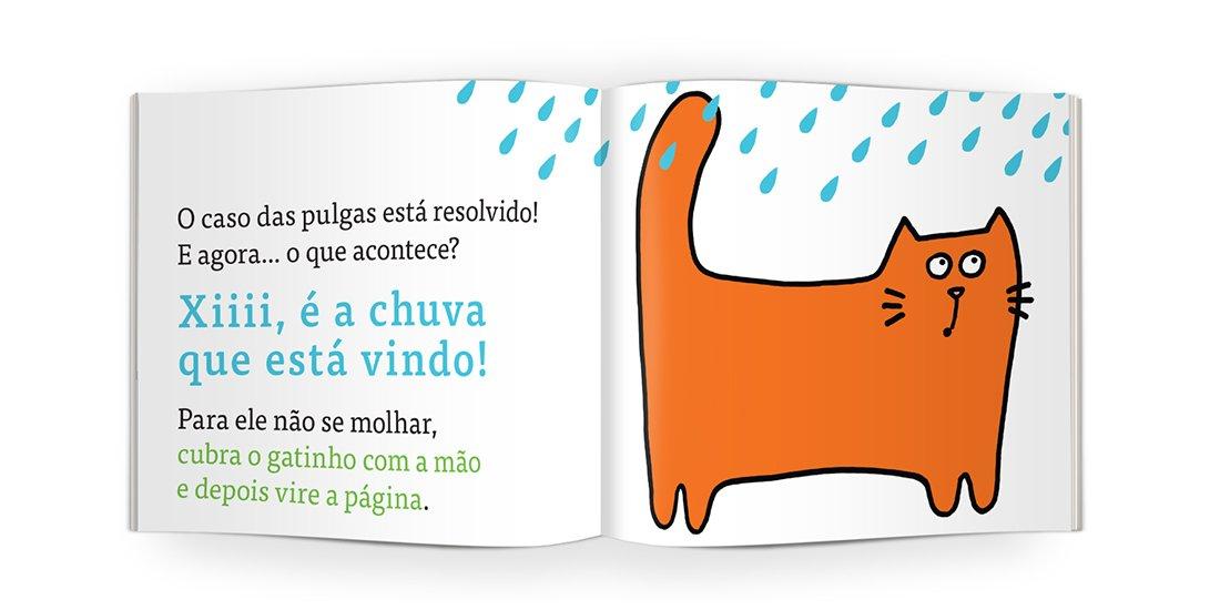 O Livro Gato (Em Portugues do Brasil): Silvia Borando: 9788595540071: Amazon.com: Books