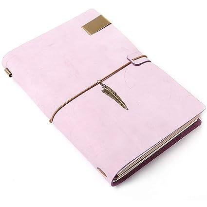 qualité parfaite doux et léger comment acheter Carnet de voyage, carnet de voyage, journal peint à la main ...