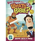 What's In The Bible Vol. 5: Israel Gets A King - DVD
