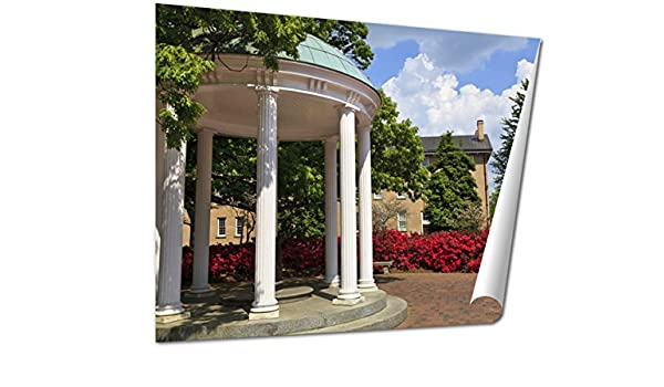 Amazon Com Ashley Giclee Old Well At Unc Chapel Hill Wall Art