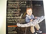 eddie bauer travel car seat cover - Shopping Cart & Highchair Cover Taupe/Beige