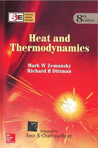Heat and Thermodynamics (SIE)