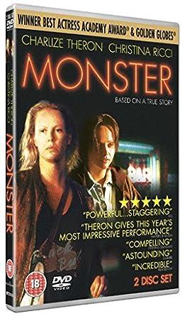 Monster [Reino Unido] [DVD]