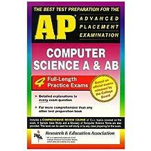 AP Computer Science (A & AB)  (REA) - The Best Test Prep for the AP Exam (Advanced Placement (AP) Test Preparation)