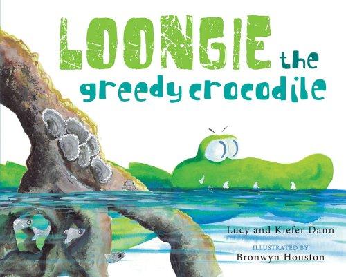 Download Loongie, the Greedy Crocodile ebook