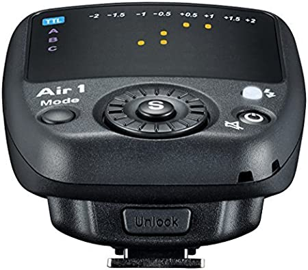 Nissin Air System Compatible for Olympus//Panasonic 2-Piece Kit Nissin Di700A Air Flash and Air 1 Commander Includes Nissin USA 2 Year Warranty 2.4 Wireless GHz
