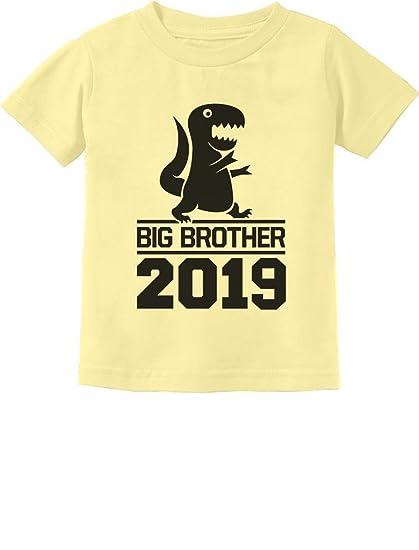 9d8fdf8c Amazon.com: Tstars - Gift for Big Brother 2019 T-Rex Boy Toddler ...