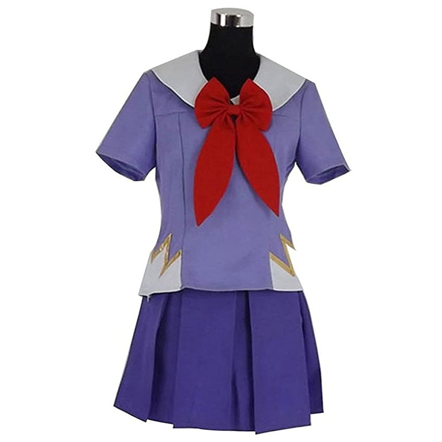 HOLRAN The Future Diary Gasai Yuno set 2nd Cosplay Costume