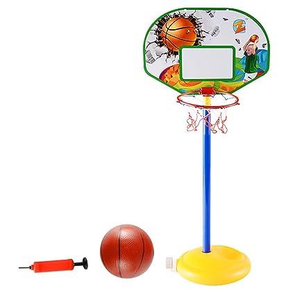 NUOBESTY 3 Piezas de Mini Aros de Baloncesto para niños con Juegos ...