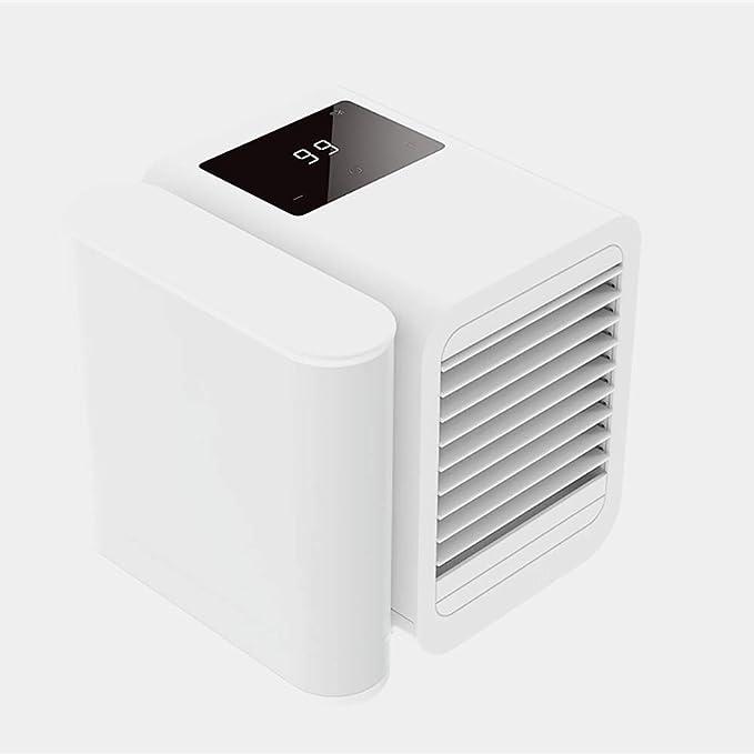 HANG-FAN Aire Acondicionado Ventilador 3 en 1 USB Mini Espacio móvil Personal Aire Acondicionado: Amazon.es: Hogar