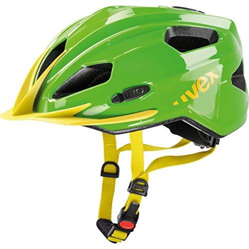 2016 Quatro Junior Kids Cycling Helmet Green 50-55cm