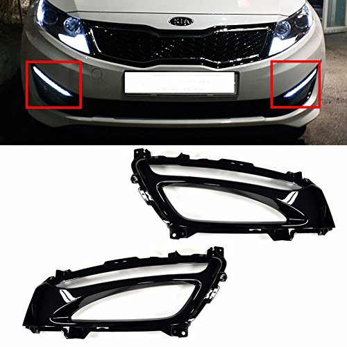 LED Position FOG Lamp Cover Set LH RH 2P for Kia 2011-2013 for sale  Delivered anywhere in Canada
