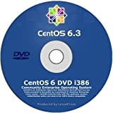 CentOS 6.3 Enterprise Linux on DVD [32-bit Edition] - Enterprise Grade Operating System