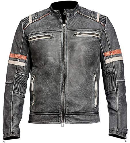 Spazeup Cafe Racer Jacket