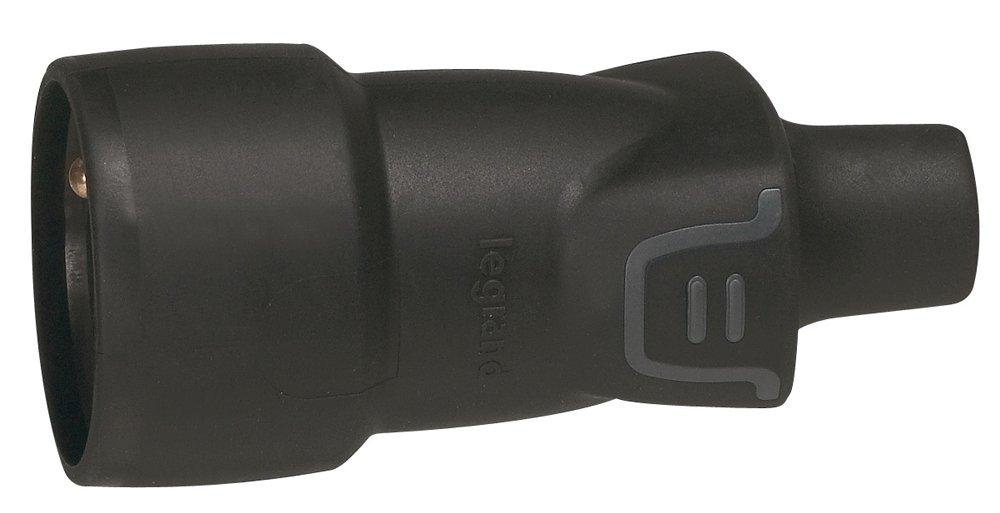 Legrand LEG50115 - Toma de corriente Schuko (2P + T, 16 A)