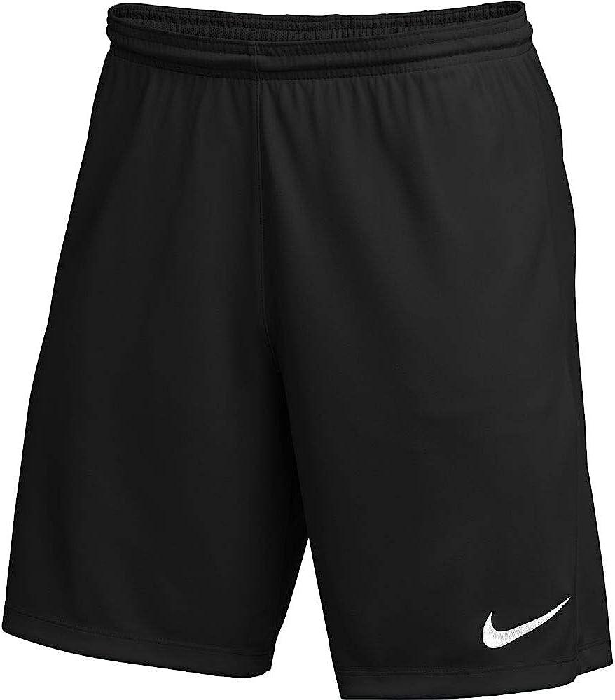 Nike Youth Park III Shorts: Clothing