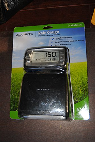 Acurite Digital Wireless Self emptying Collector