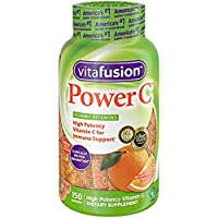 Vitafusion Power C, Gummy Vitamins For Adults (150)