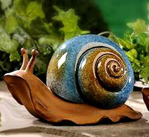 Gift Craft Decorative Garden Snail Statue, Large