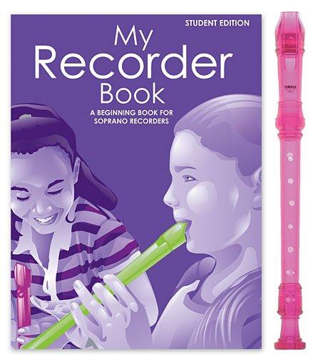 Yamaha Pink Recorder Sandy Feldstein