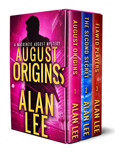 Mackenzie August: The First Boxset