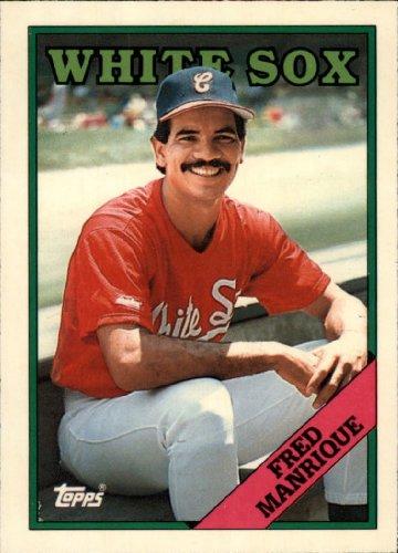 1988-topps-tiffany-baseball-card-437-fred-manrique-near-mint-mint
