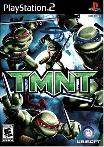 Tmnt - PlayStation 2 (Ninja Video Game)