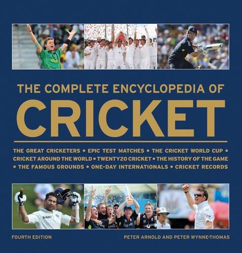 Complete Encyclopedia Cricket Peter Arnold