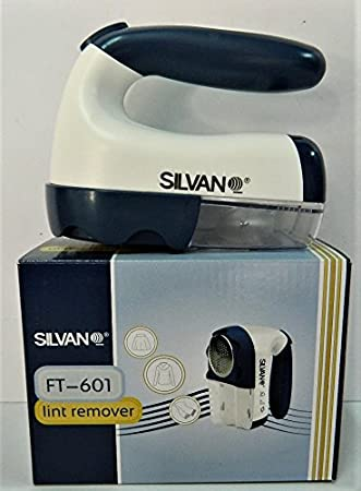 Silvan - Afeitadora de peluche, a pilas, cortapelos y ropa, tejido ...