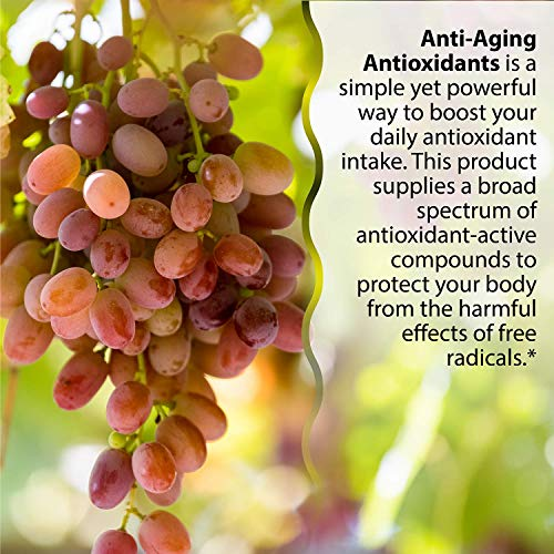 512v%2B3khZ4L - Irwin Naturals Anti-Aging Antioxidants - Free Radical Defense with Glutathione, Grape Seed Extract & Coffee Berry - 60 Liquid Softgels