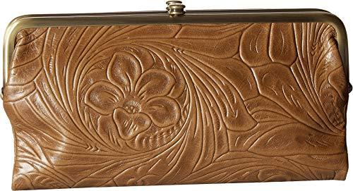 Embossed Vintage HOBO Lauren Mink Wallet tOxxRqBdw