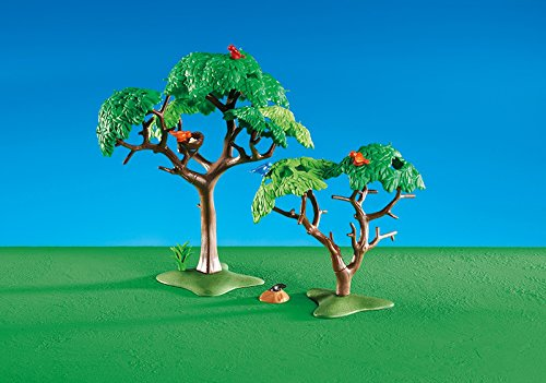Dark Brown Broadleaf - PLAYMOBIL® Broadleaf Trees Addition