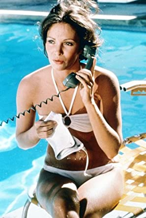 Jaclyn smith white bikini images 784