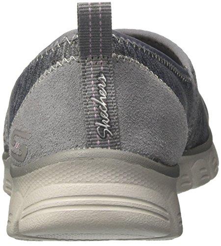 Flex Femme 3 0 grey Baskets Motion Ez Skechers Swift Gris qnE5x1wS0