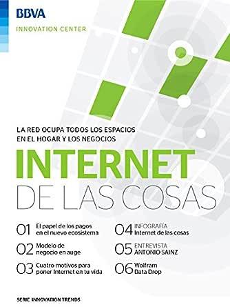 Ebook: Internet de las Cosas (Innovation Trends Series) eBook: BBVA Innovation Center, Innovation Center, BBVA: Amazon.es: Tienda Kindle