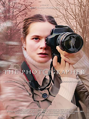 The Photographer (Photographer Statue)
