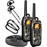 Uniden Submersible 50-Mile GMRS/FRS Two-Way Radios with Charging Kit, Camo (GMR 5099-2CKHS)