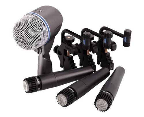 Shure DMK57-52 Drum Microphone Kit by Shure