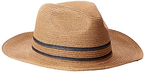 Tommy Bahama Men's Hemp Safari Hat, Tea, Large/Extra Large