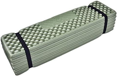 Huakii Foam Camping Mat Outdoor Folding Beach Tent Sleeping Pad Waterproof Mattre