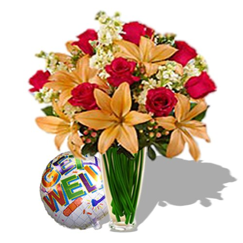 Get Well Wishes by Send Gifts