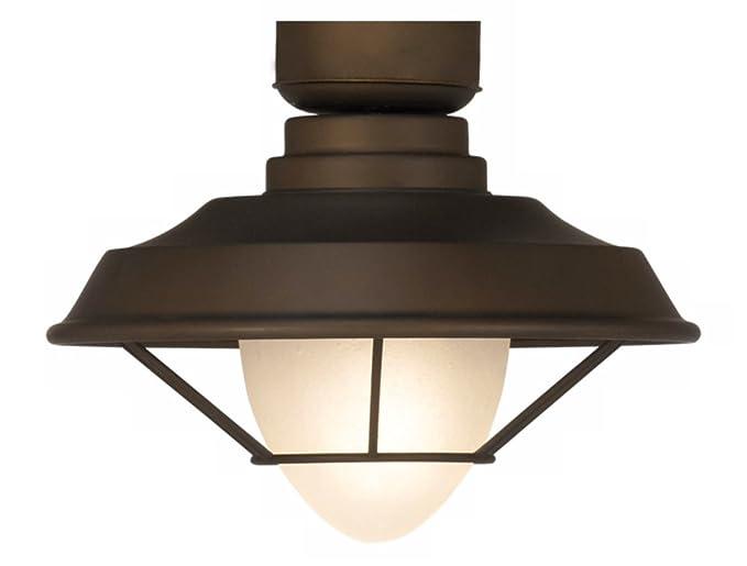 Casa vieja bronze outdoor ceiling fan light kit amazon casa vieja bronze outdoor ceiling fan light kit aloadofball Images
